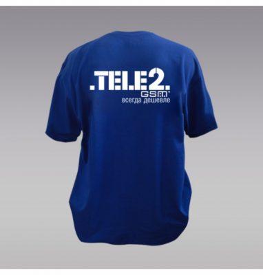 фото футболки с логотипом
