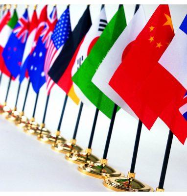 фото флаги стран