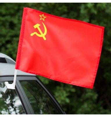 фото автомобильных флагов
