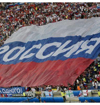 изготовление флага россии